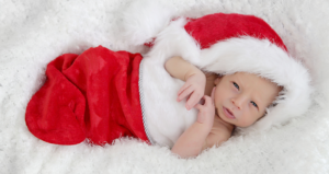 newborn-christmas-photography